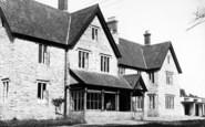 Butleigh, Hospital And Nurses Home c.1955