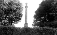 Butleigh, The Monument c.1960