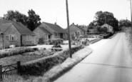 Butleigh, The Village c.1960