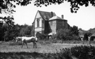 Butley, Butley Priory c.1955