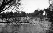 Butley, By The Water Mill c.1955
