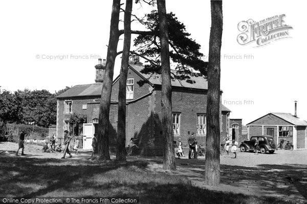 Butley, The School c.1955