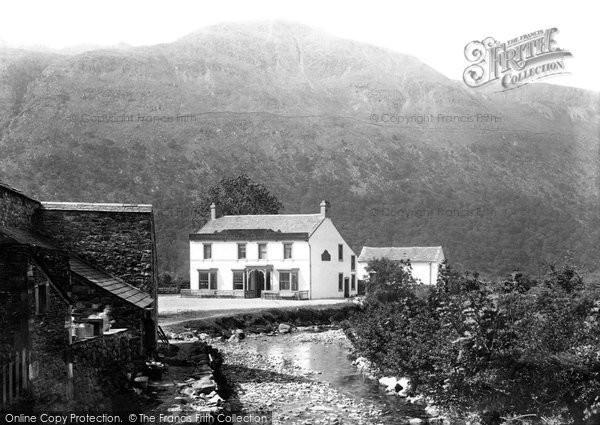 Buttermere, Fish Inn 1889