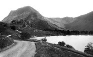 Buttermere, Honister Crag And Fleetwith Crag 1893