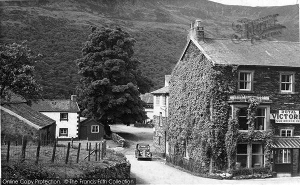 Buttermere, Royal Victoria Corner c.1950