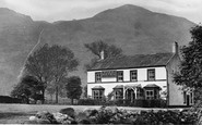 Buttermere, The Fish Hotel c.1955
