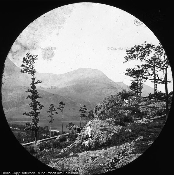 Buttermere, View c.1873