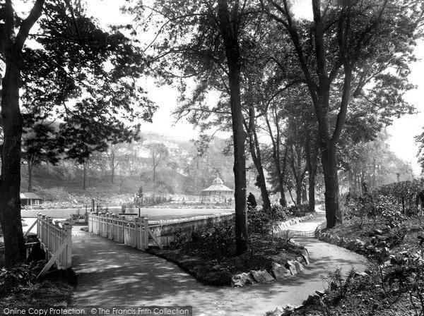 Buxton, Ashwood Park 1923