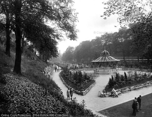Buxton, Ashwood Park 1923