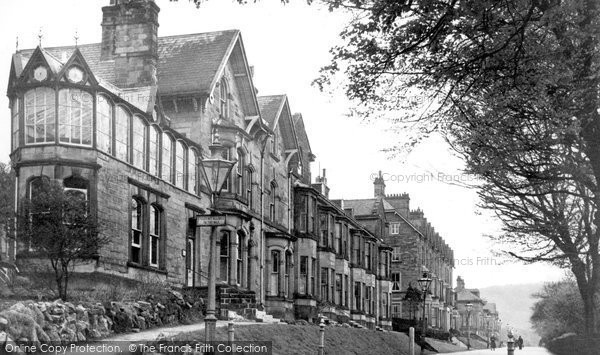 Buxton, Broad Walk c.1955