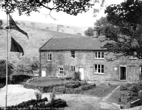 Buxton, Camp Headquarters, Peter Watson Camping Grounds c.1955