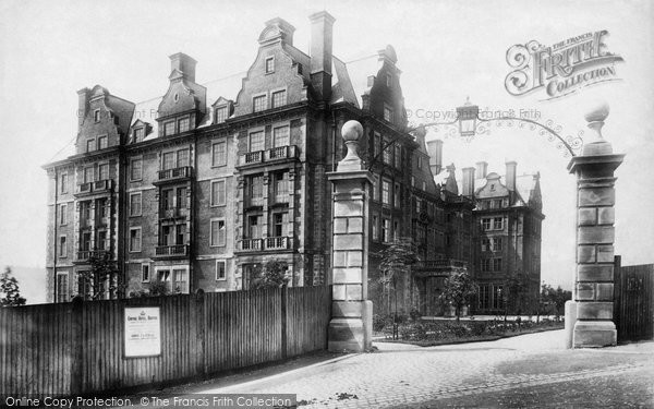 Buxton, Empire Hotel 1903
