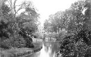Buxton, Hall Gardens c.1862