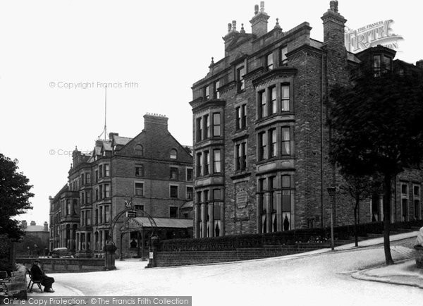 Buxton, Hydro 1914