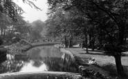 Buxton, Serpentine Walks 1914