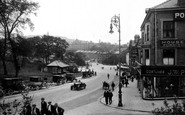 Buxton, Terrace Road 1923