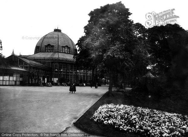 Buxton, The Concert Hall 1932