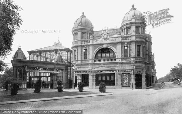 Buxton, The Opera House 1903