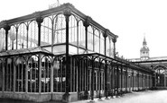 Buxton, The Pavilion c.1871