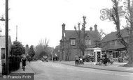 Byfleet, High Road 1951