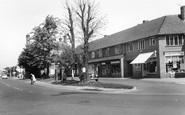 Byfleet, High Road c.1960