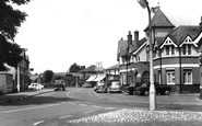 Byfleet, High Road c1965