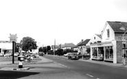 Byfleet, Oyster Lane c.1965