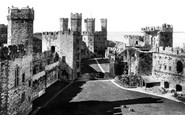 Example photo of Caernarfon