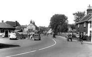 Caister-On-Sea, High Street c.1955