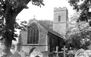 Caister-On-Sea, Holy Trinity Church c.1955