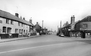 Caister-On-Sea, The Beach Road c.1955
