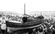 Caister-On-Sea, The Lifeboat c.1955