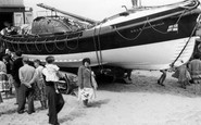 Caister-on-Sea, The Lifeboat c.1960