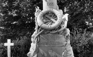 Caister-On-Sea, The Lifeboat Monument 1908