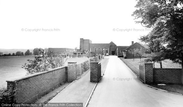 Calne, Bentley Grammar School c.1965