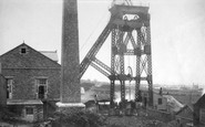 Camborne, Dolcoath Mine, New Shaft 1902