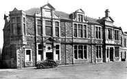Camborne, School of Metalliferous Mining c1955