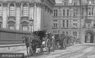 Cambridge, Carriages 1890