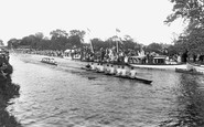 Cambridge, Eights 1909