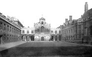 Cambridge, Peterhouse 1890