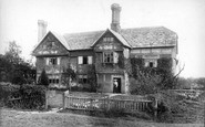 Capel, Bennetts Farm 1906