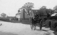 Capel, Horse And Cart 1906