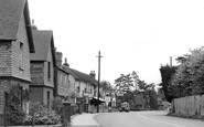 Capel, Main Road c.1955