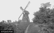 Capel, Shiremark Windmill 1928