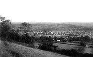 Carmarthen, From Penlan 1893