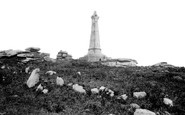 Carn Brea, The Monument 1891