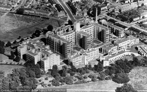 Carshalton, St Helier Hospital c.1961