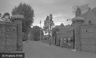 Caterham, Entrance to the Barracks 1951