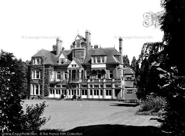 Caterham, Harestone Nursing Home c.1960