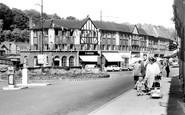 Caterham, the Roundabout c1965